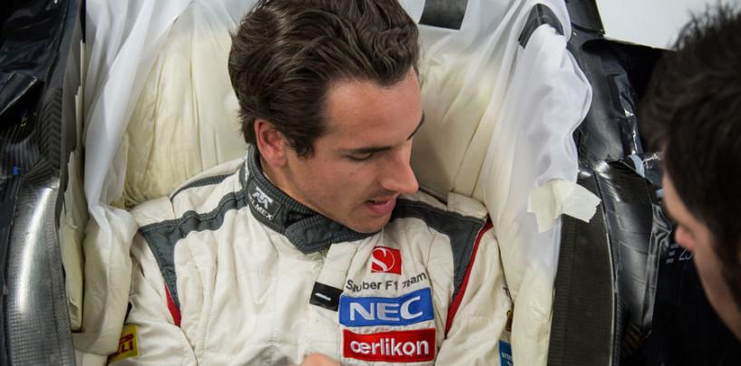 Sutil nuovo pilota di riserva Williams