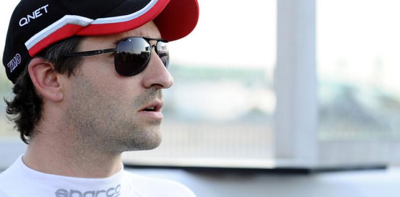 Timo Glock non pensa a un ritorno in F1