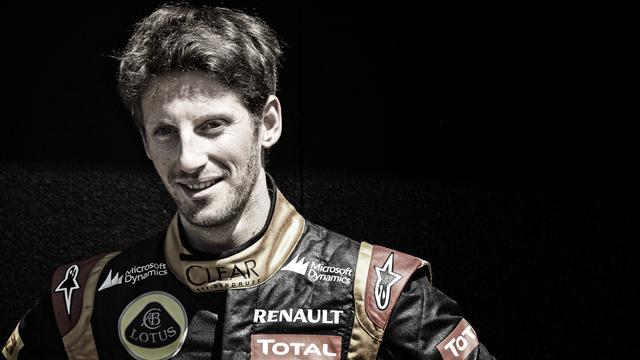 Romain Grosjean: 20 posizioni di penalità ad Abu Dhabi
