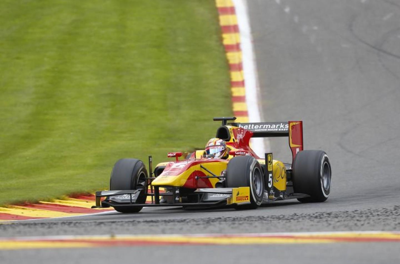 GP2 Spa: prima vittoria per Raffaele Marciello