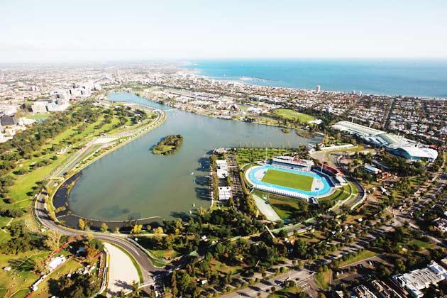 F1: si correrà a Melbourne fino al 2020