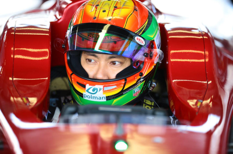 Formula E: China Racing conferma Nelson Piquet Jr e Ho-Pin Tung