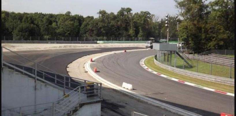 Un cordiale saluto alla parabolica di Monza