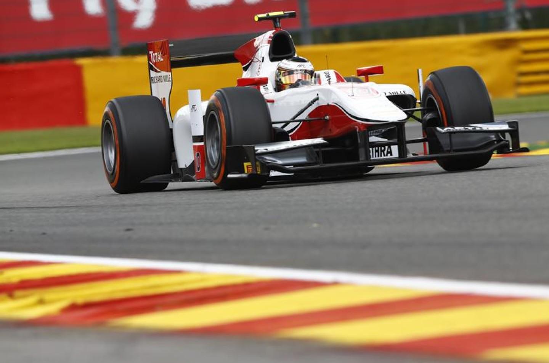 GP2 Spa: pole al millesimo per Vandoorne