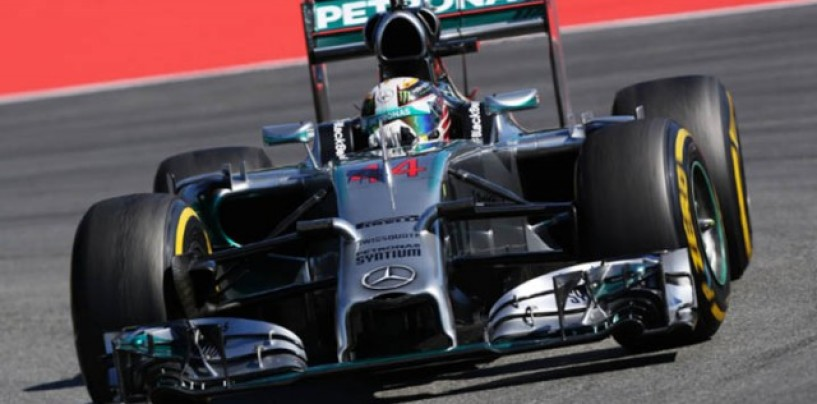 Qualifiche GP di Russia: Hamilton in Pole davanti a Rosberg e Bottas