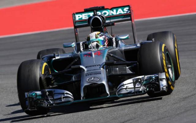 GP di Russia, prove libere 2: Hamilton al comando