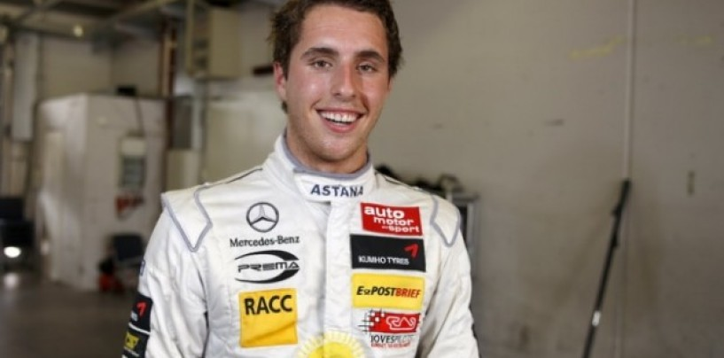 Force India: Juncadella proverà questo venerdì a Interlagos