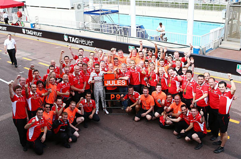 La Marussia risponde alle accuse sull'incidente a Bianchi