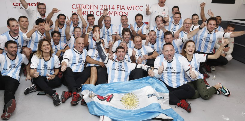 WTCC Suzuka: López campione 2014, Tarquini vince gara-2