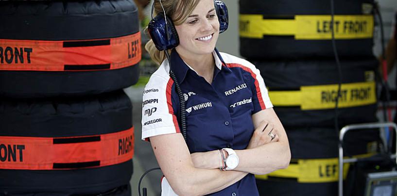 """Susie Wolff: """"La F1 non è un mondo per soli uomini"""""""