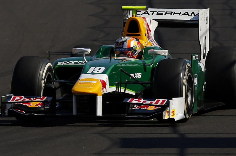 GP2: la Caterham rilevata dalla Status Grand Prix