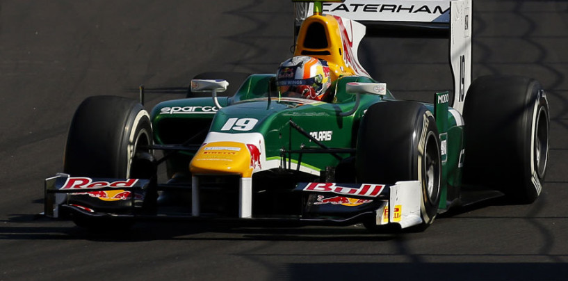 GP2: la Caterham rilevata dalla Status Grand Prix