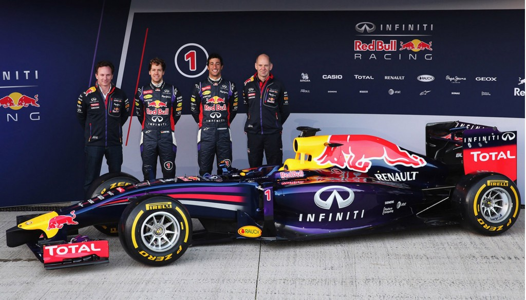Red Bull: una stagione non proprio da buttare