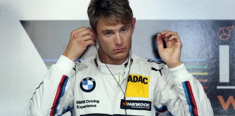 Marco Wittmann testerà una Toro Rosso