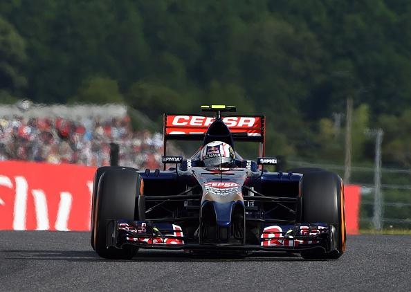 La Toro Rosso STR10 ha superato i crash test