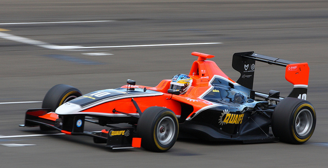 La Marussia ritira il team di GP3