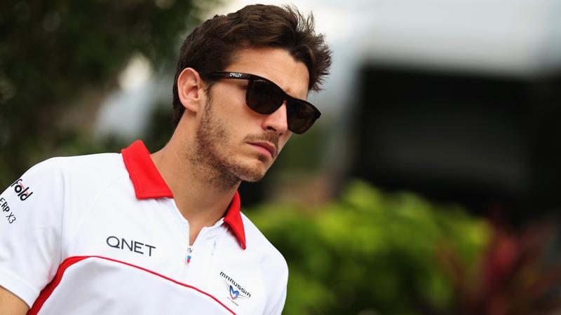 Jules Bianchi trasferito a Nizza, condizioni migliorate ma ancora serie