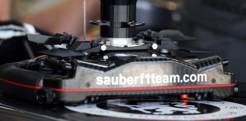 Sauber: Fong e Nissany alla guida di una C31