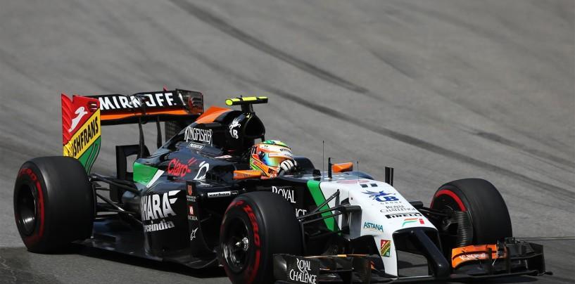 Guai finanziari anche per la Force India