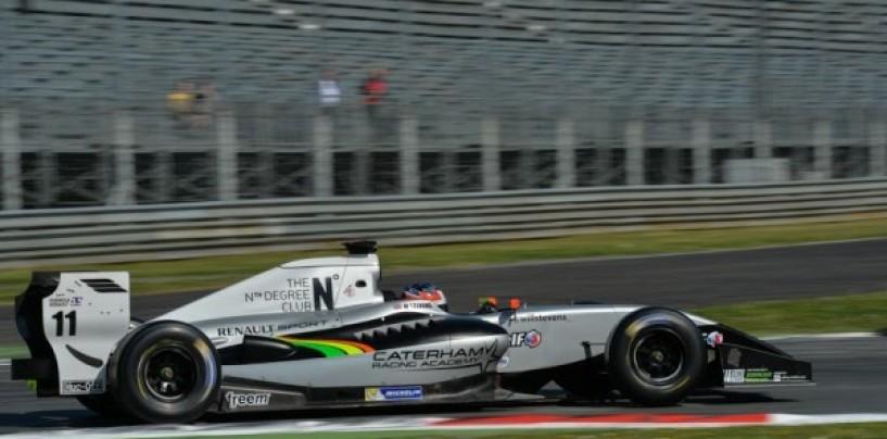 Formula Renault 3.5 Jerez: Stevens vince gara-1, Sainz Jr. è campione