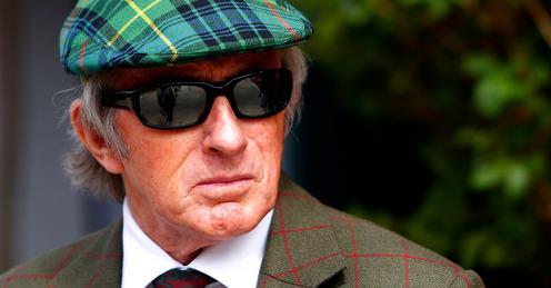 Jackie Stewart: