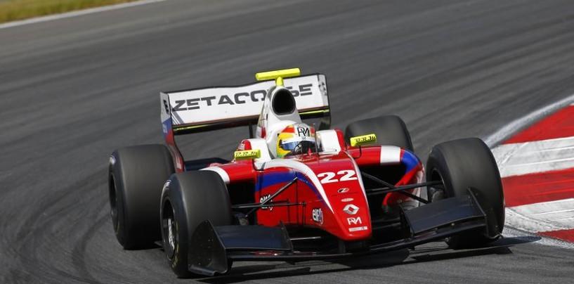 Formula Renault 3.5 Jerez: a Roberto Merhi l'ultima pole
