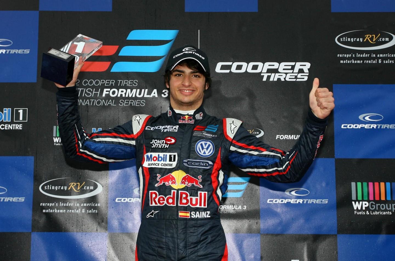 """Carlos Sainz Jr: """"Mi merito il debutto in Toro Rosso più di Verstappen"""""""