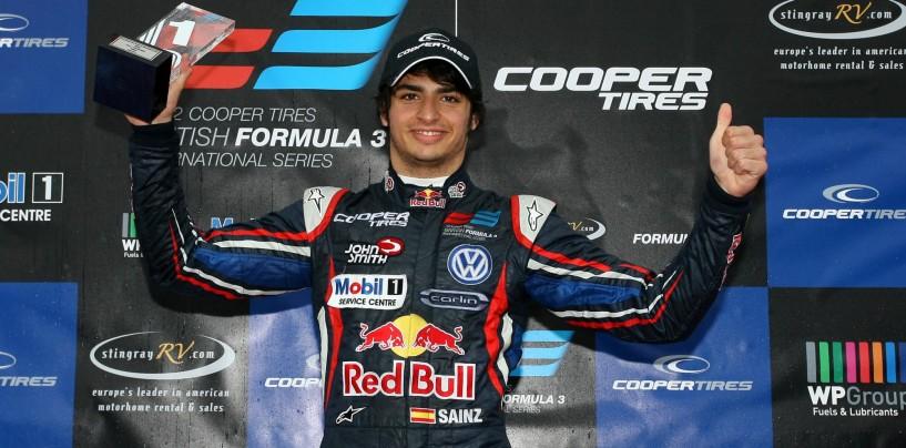 """Toro Rosso, Carlos Sainz Jr.: """"Il 2015 sarà un anno impegnativo"""""""