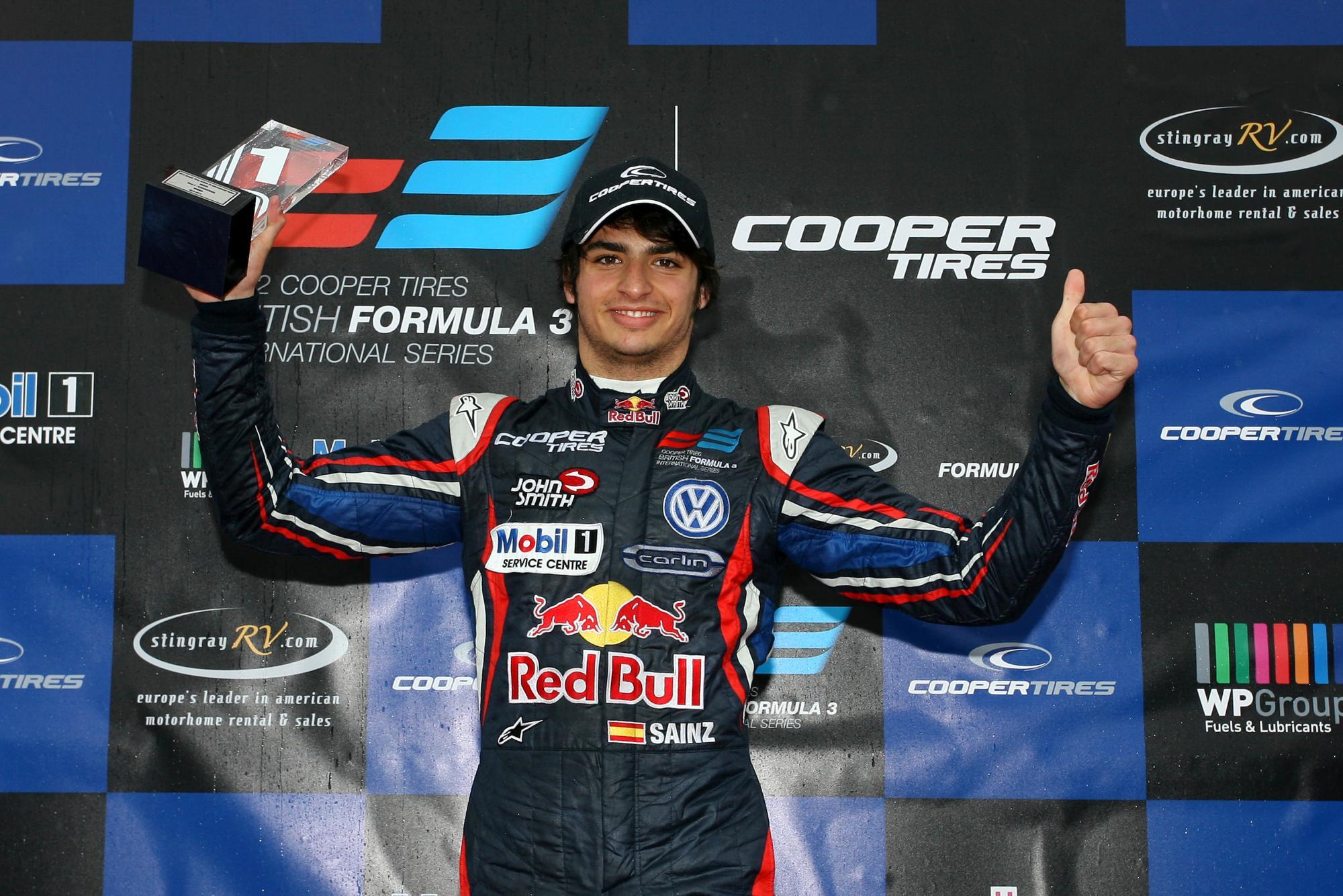 Carlos Sainz Jr: