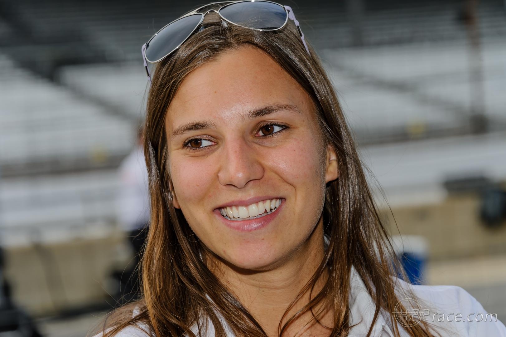 Sauber: Simona de Silvestro interrompe il programma di test