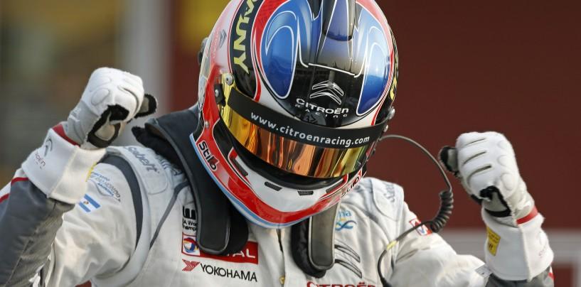 WTCC Macao: López insaziabile, settima pole position