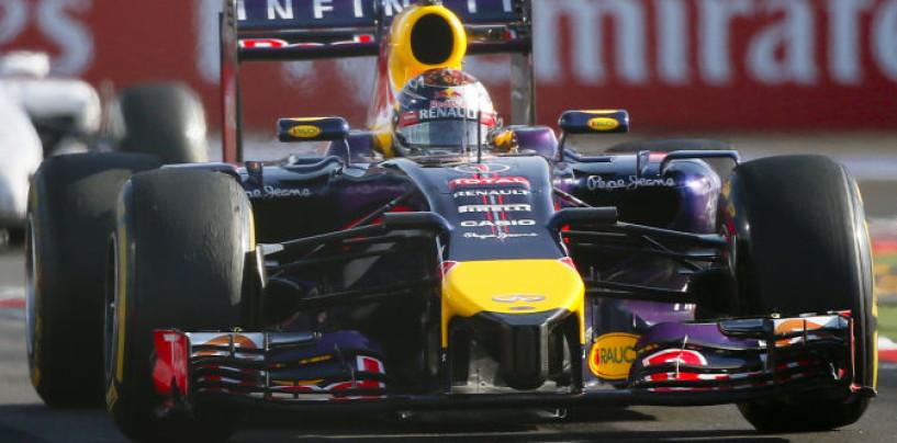 Ala Red Bull irregolare: Vettel e Ricciardo partiranno dal fondo ad Abu Dhabi