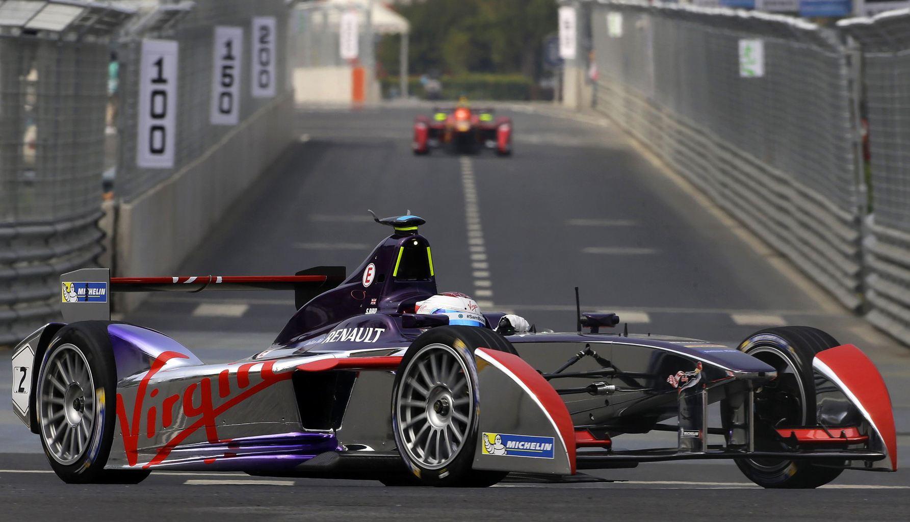 Formula E Putrajaya: è la volta di Sam Bird