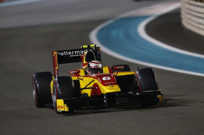GP2 Abu Dhabi: Coletti chiude la stagione, Vandoorne vice-campione