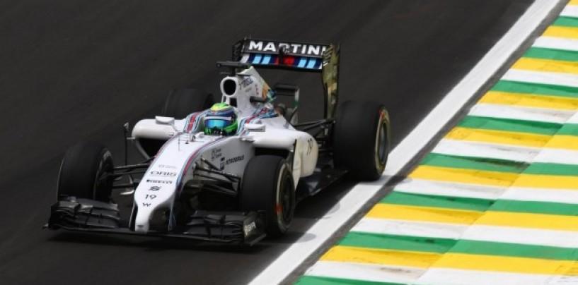 Pagelle del GP del Brasile 2014