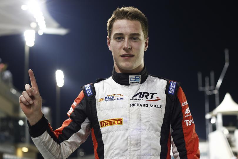 GP2 Abu Dhabi: Vandoorne dalla pole alla vittoria in gara-1