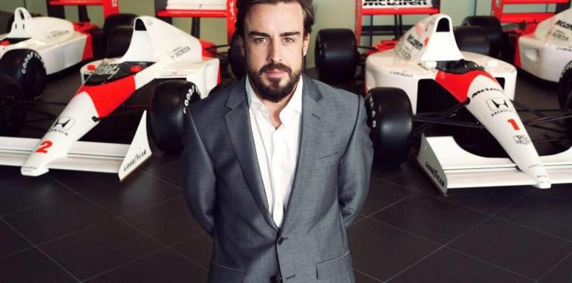"""McLaren-Honda, Alonso: """"Sono qua per finire il lavoro iniziato nel 2007"""""""