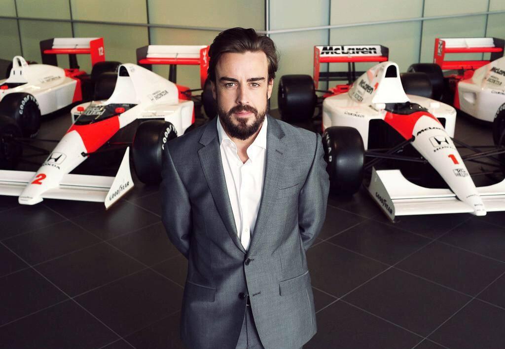 McLaren, Alonso: i primi test non saranno facili