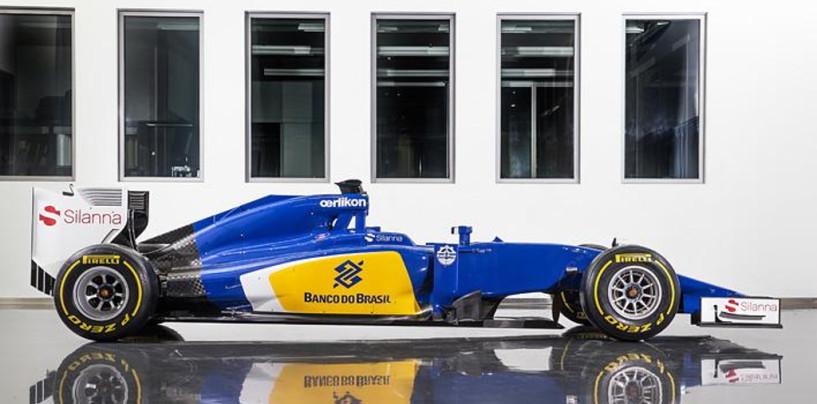 Ecco la nuova Sauber C34