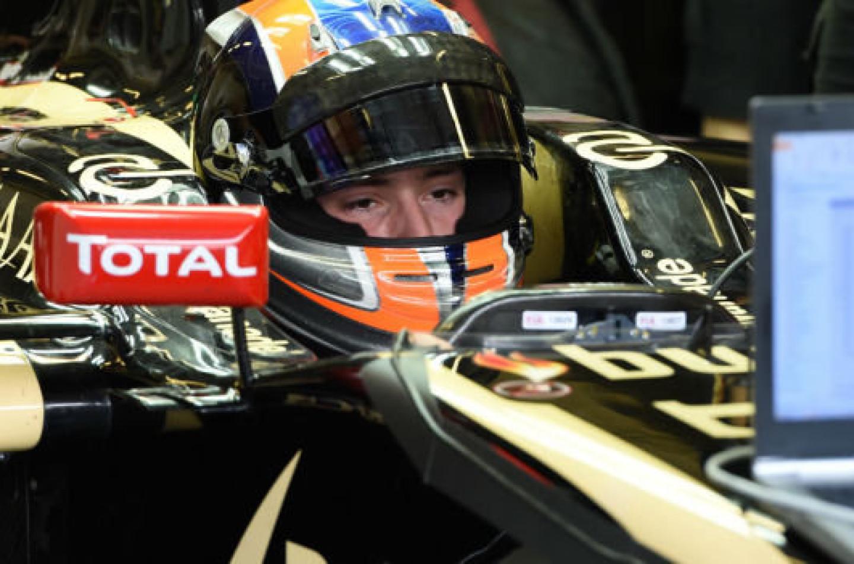 Alex Lynn punta alla F1 da titolare nel 2016