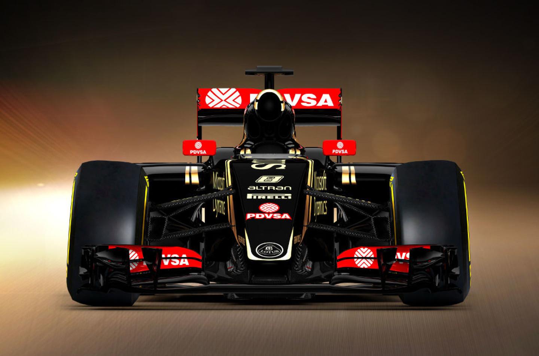 Prima immagine della nuova Lotus E23 Hybrid