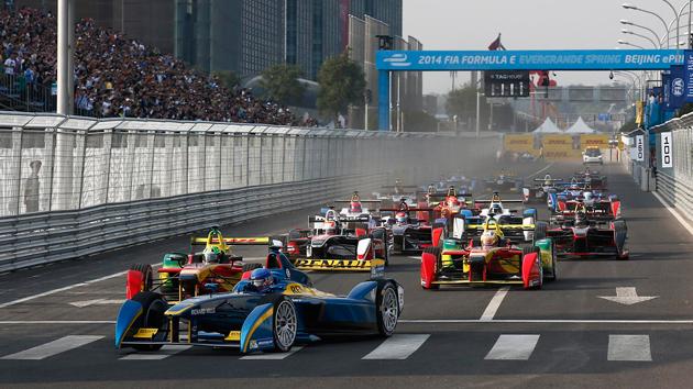 La Formula E 2015-2016 verrà trasmessa dalla RAI