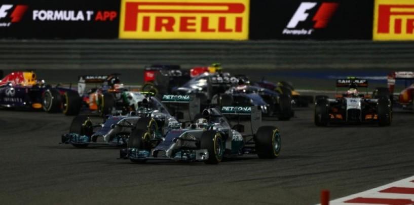Anticipato l'orario di partenza di cinque Gran Premi nella stagione 2015