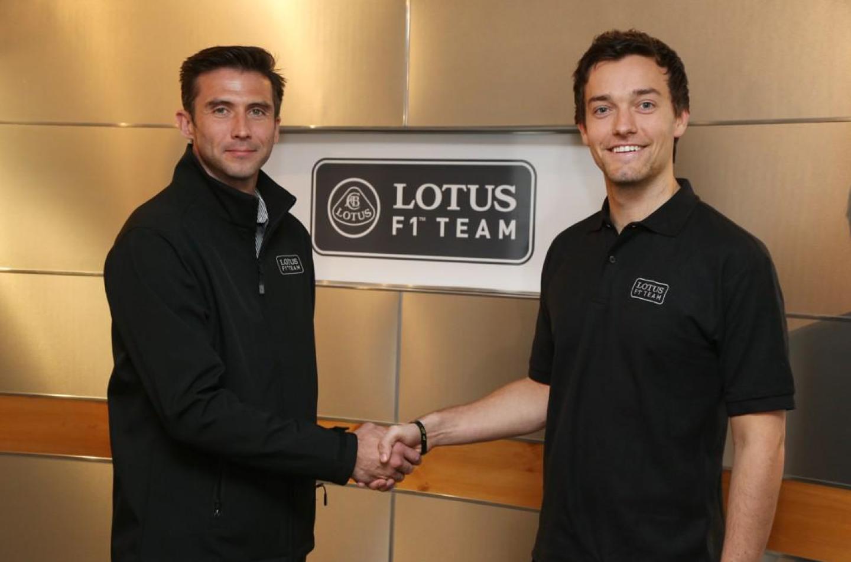 Jolyon Palmer sarà il terzo pilota Lotus nel 2015