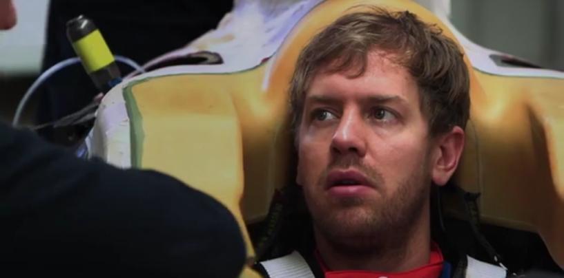 """Vettel: """"Non siamo qui per finire secondi"""""""
