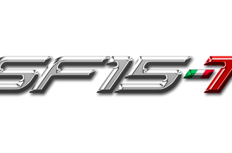"""""""SF15-T"""" : ecco il nome della nuova Ferrari di F1"""