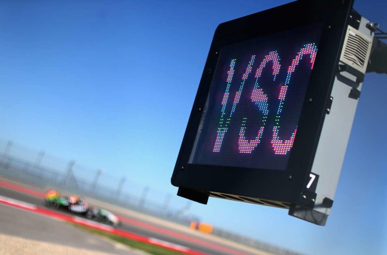 La FIA comunica le procedure di utilizzo della Virtual Safety Car