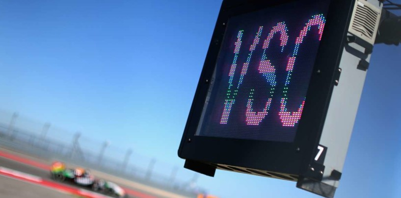 La FIA comunica le procedure di utilizzo della Virtual Safety Car