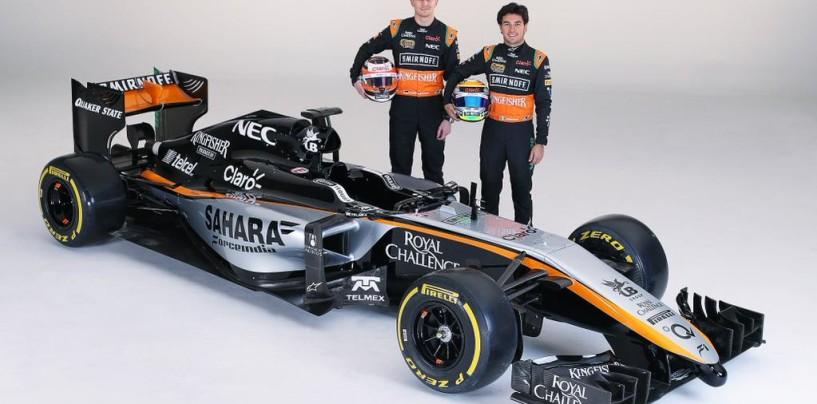 """Green (Force India): """"La VJM08 un'evoluzione della vettura 2014"""""""