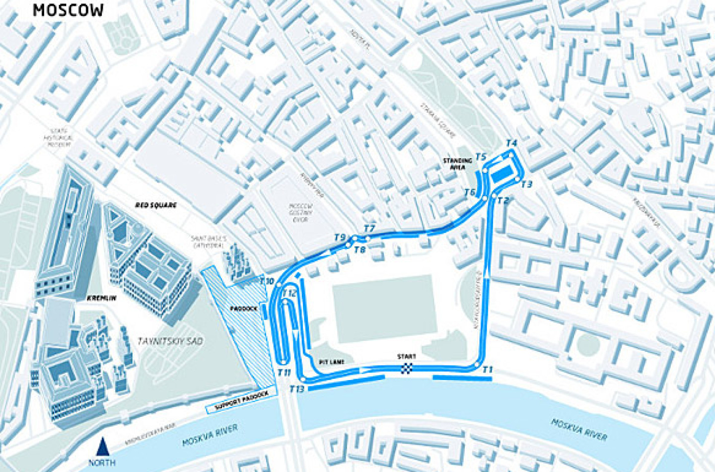 Formula E, novità in calendario: entra Mosca